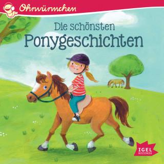 Brigitte Kolloch, Ursel Scheffler, Maren von Klitzing: Ohrwürmchen. Die schönsten Ponygeschichten