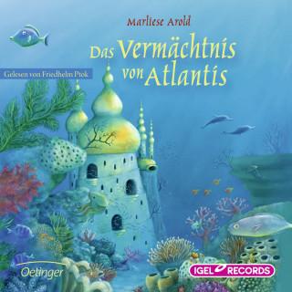Marliese Arold: Das Vermächtnis von Atlantis