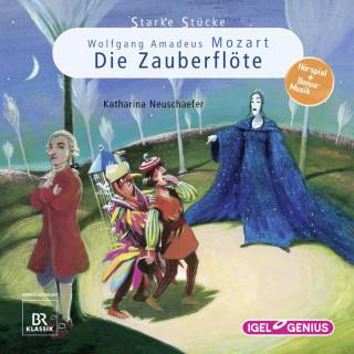 Katharina Neuschaefer: Starke Stücke. Wolfgang Amadeus Mozart: Die Zauberflöte