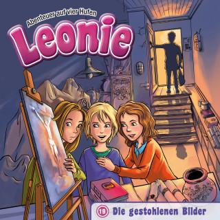 Christian Mörken: Die gestohlenen Bilder (Leonie - Abenteuer auf vier Hufen 19)