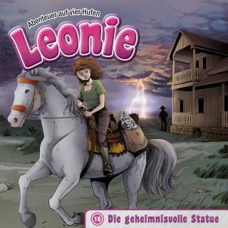 Christian Mörken: Die geheimnisvolle Statue (Leonie - Abenteuer auf vier Hufen 16)