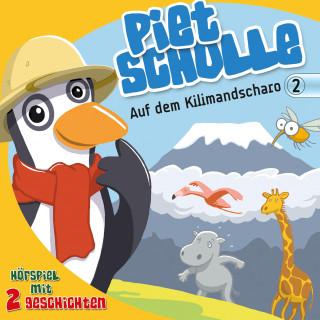 Christian Mörken: Auf dem Kilimandscharo (Piet Scholle 2)