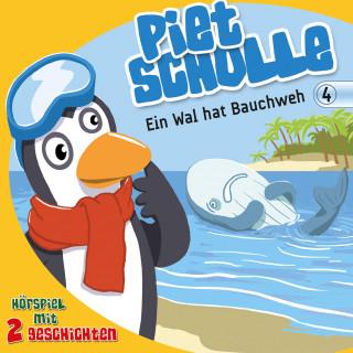 Christian Mörken: Ein Wal hat Bauchweh (Piet Scholle 4)