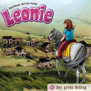 Christian Mörken: Der große Betrug (Leonie - Abenteuer auf vier Hufen 11)