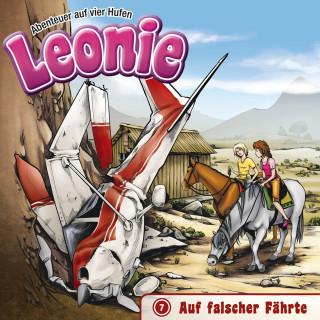 Christian Mörken: Auf falscher Fährte (Leonie - Abenteuer auf vier Hufen 7)