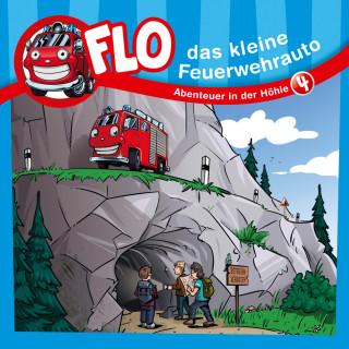 Christian Mörken: Abenteuer in der Höhle (Flo, das kleine Feuerwehrhauto 4)