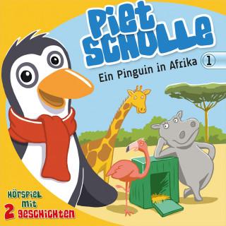 Christian Mörken: Ein Pinguin in Afrika (Piet Scholle 1)