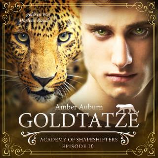 Amber Auburn: Goldtatze, Episode 10 - Fantasy-Serie
