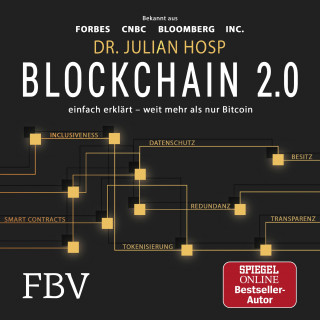 Julian Hosp: Blockchain 2.0 – einfach erklärt – mehr als nur Bitcoin