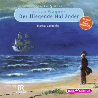 Markus Vanhoefer: Starke Stücke. Richard Wagner: Der fliegende Holländer
