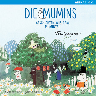 Tove Jannon: Die Mumins. Geschichten aus dem Mumintal