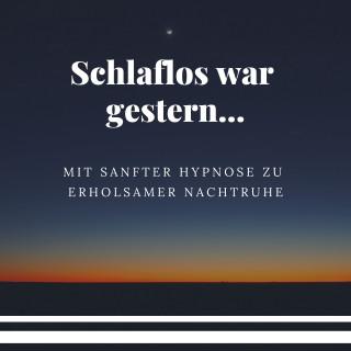 Patrick Lynen: Hypnose-Anwendung: Mit sanfter Hypnose zu erholsamer Nachtruhe und gesundem Schlaf