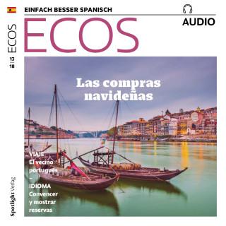 Covadonga Jiménez: Spanisch lernen Audio - Las compras navideñas