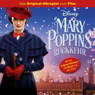 Gabriele Bingenheimer: Disney: Mary Poppins' Rückkehr (Original-Hörspiel zum Kinofilm)