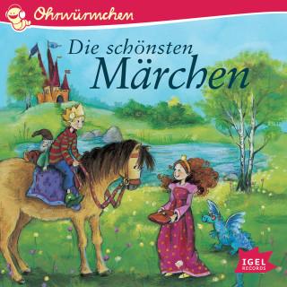 Hans Christian Andersen, Brüder Grimm: Ohrwürmchen. Die schönsten Märchen