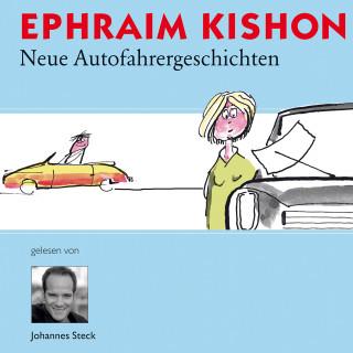 Ephraim Kishon: Neue Autofahrergeschichten