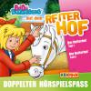Ulli Herzog: Bibi Blocksberg - auf dem Reiterhof (Der Reiterhof Teil 1/ Der Reiterhof Teil 2)