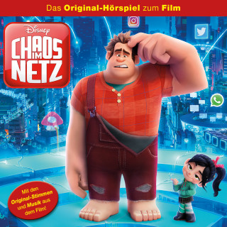 Gabriele Bingenheimer: Disney/ Ralph reicht's: Chaos im Netz