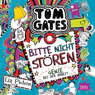 Liz Pichon: Tom Gates. Bitte nicht stören, Genie bei der Arbeit