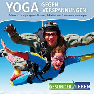 Volker Hoffmann: Yoga gegen Verspannungen