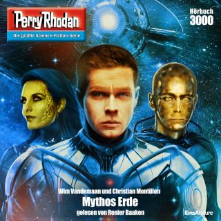 Wim Vandemaan, Christian Montillon: Perry Rhodan 3000: Mythos Erde