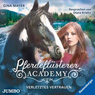 Gina Mayer: Pferdeflüsterer-Academy. Verletztes Vertrauen