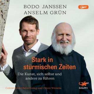 Bodo Janssen, Anselm Grün: Stark in stürmischen Zeiten