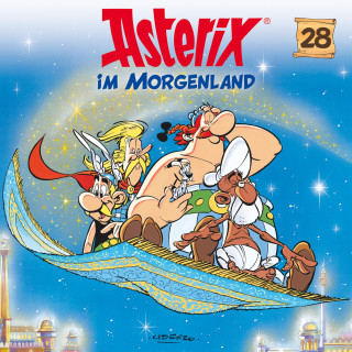 Albert Uderzo: 28: Asterix im Morgenland