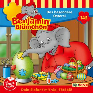 Vincent Andreas: Benjamin Blümchen - Folge 142: Das besondere Osterei