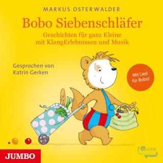 Markus Osterwalder: Bobo Siebenschläfer