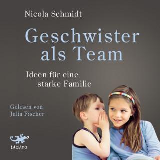 Nicola Schmidt: Geschwister als Team