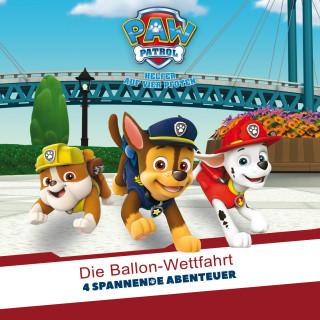 Folgen 9-12: Die Ballon-Wettfahrt