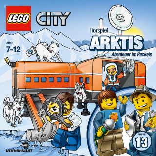 LEGO City: Folge 13 - Arktis - Abenteuer im Packeis