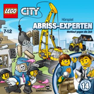 LEGO City: Folge 14 - Abriss-Experten - Wettlauf gegen die Zeit