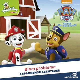 PAW Patrol Folgen 53-56: Biberprobleme