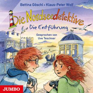 Klaus-Peter Wolf, Bettina Göschl: Die Nordseedetektive. Die Entführung