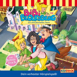 K.-P. Weigand: Bibi Blocksberg - Folge 129: Ein sensationelles Team