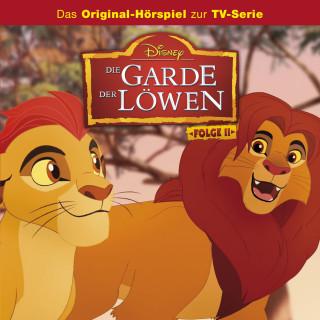 Cornelia Arnold: Disney - Die Garde der Löwen - Folge 11: Scar kommt zurück - Teil 1 & 2