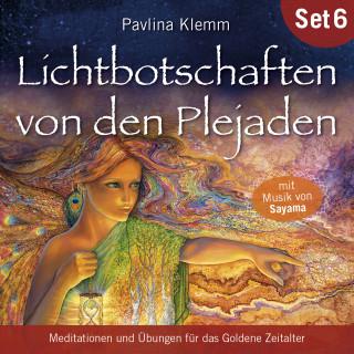 Pavlina Klemm: Lichtbotschaften von den Plejaden (Übungs-Set 6)