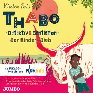 Kirsten Boie, Angela Gerrits: Thabo. Detektiv & Gentleman. Der Rinder-Dieb
