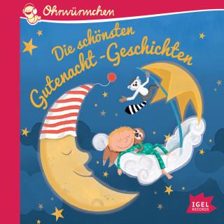 Corinna Gieseler, Theodor Storm, Marlise Arold, Paul Maar, Brüder Grimm: Ohrwürmchen. Die schönsten Gutenacht-Geschichten