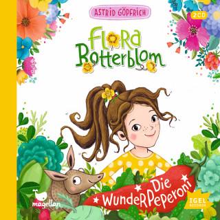 Astrid Göpfrich: Flora Botterblom. Die Wunderpeperoni