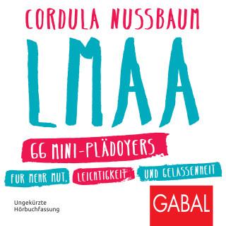 Cordula Nussbaum: LMAA