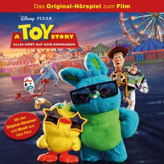 Gabriele Bingenheimer: Disney - A Toy Story - Alles hört auf kein Kommando