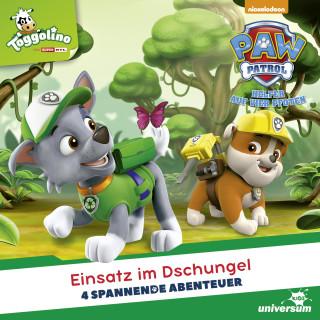 Folgen 61-64: Einsatz im Dschungel