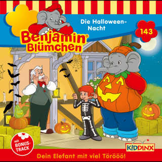 Vincent Andreas: Benjamin Blümchen - Folge 143: Die Halloween-Nacht