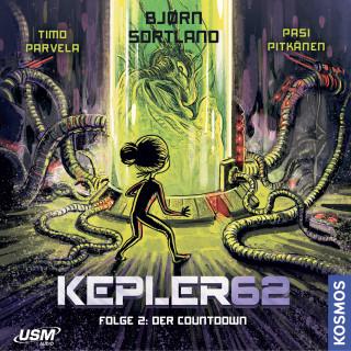 Timo Parvela, Bjørn Sortland: Kepler62 Folge 2: Der Countdown