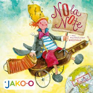 JAKO-O: Nola Note auf musikalischer Weltreise