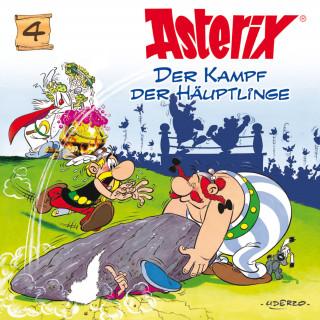 Albert Uderzo, René Goscinny: 04: Der Kampf der Häuptlinge