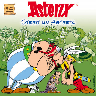 Albert Uderzo, René Goscinny: 15: Streit um Asterix